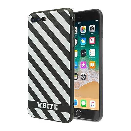 Amazon.com: Carcasa de lujo para iPhone 7 Plus y 8 Plus de ...