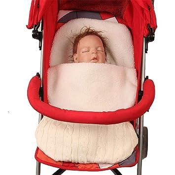 FamyFirst - Saco de Dormir para bebé, diseño de Carrito de bebé