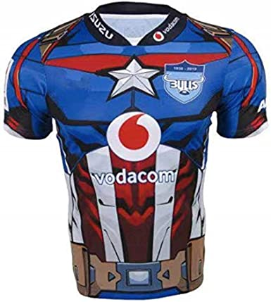 Aitry Bull Hero Edition Jersey Rugby Jersey, Fanáticos ...