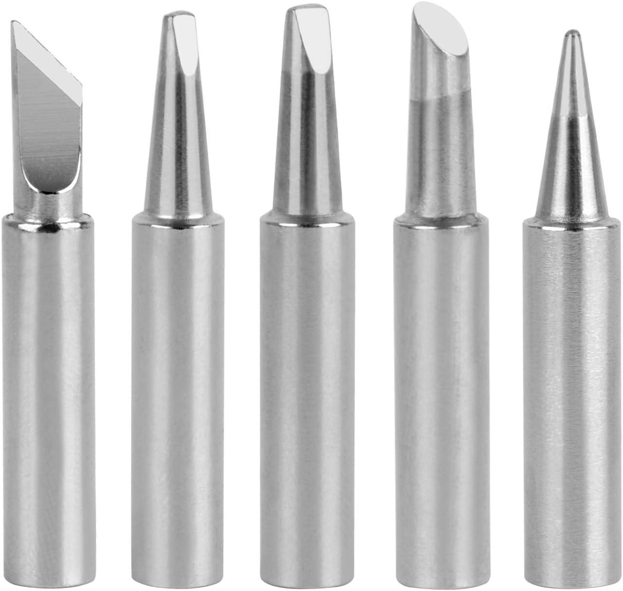 T18 Soldering Tips For HAKKO FX-888D FX-8801 FX-600 T18-D12