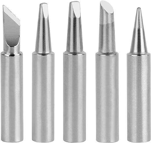 BEST Replacement HAKKO T18 Soldering Tip For HAKKO FX-888D FX-888 FX-8801 T18-D12