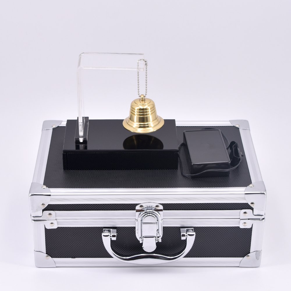 Enjoyer Magic Tricks-Don't Tell Lie (Spirit Bell-Remote Controlled) Magician Accessories Stage Illusions Mentalism Magic Gimmick