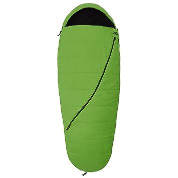 Qeedo Buddy Saco de Dormir Rectangular, 225 x 90 cm Comfort Control, Best Shape