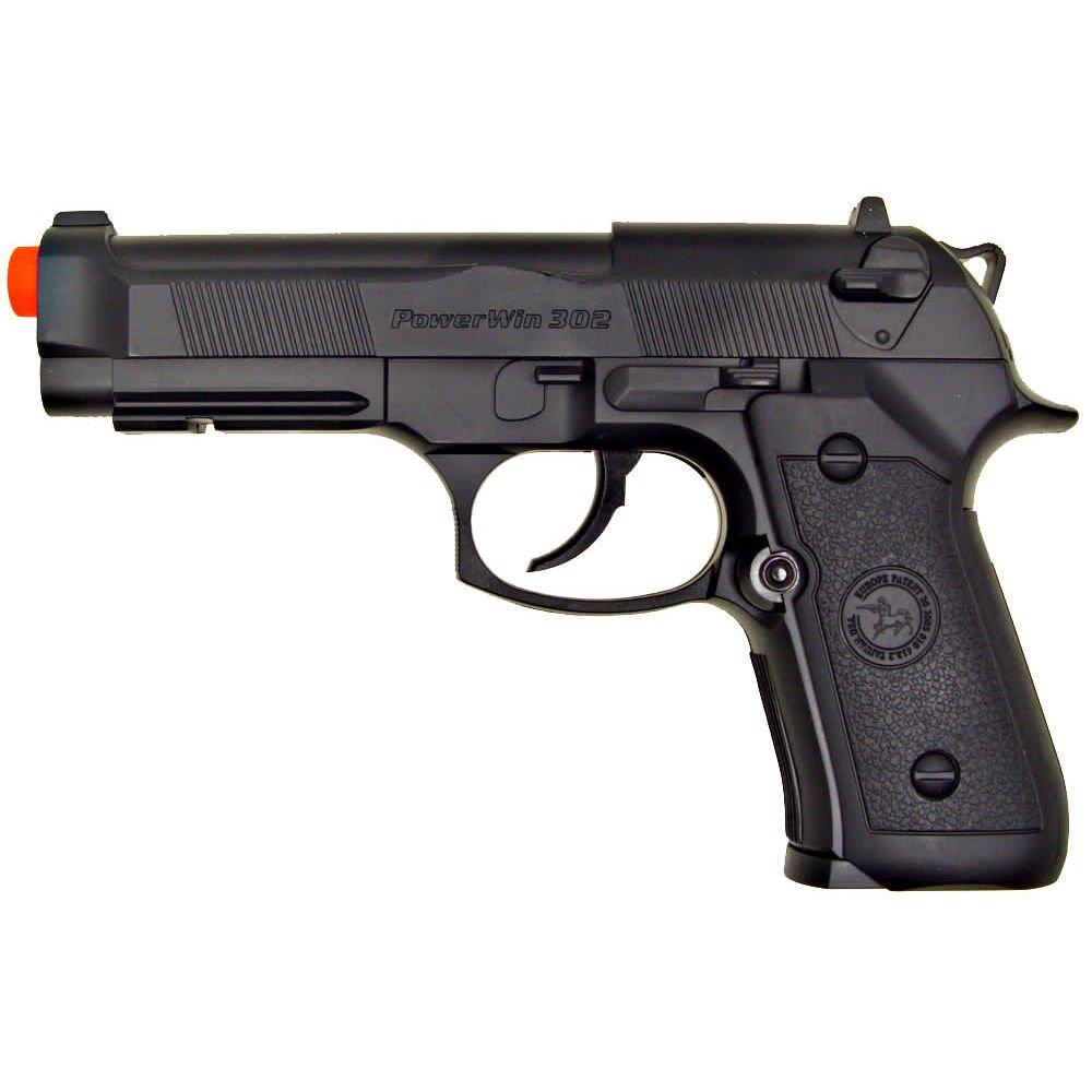 500 fps nuevo wg airsoft m9 beretta ris gas co2 pistola de mano pistola con 6 mm bb bbs (pistola Airsoft)