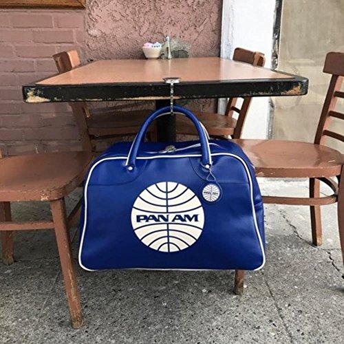 Pan Am Original Secret Agent Travel Bag Reisetasche Taschen Herren