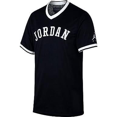 size 40 2d717 c54d1 Jordan T-Shirt – Sportswear Jumpman Schwarz Weiß Größe  L (Large)
