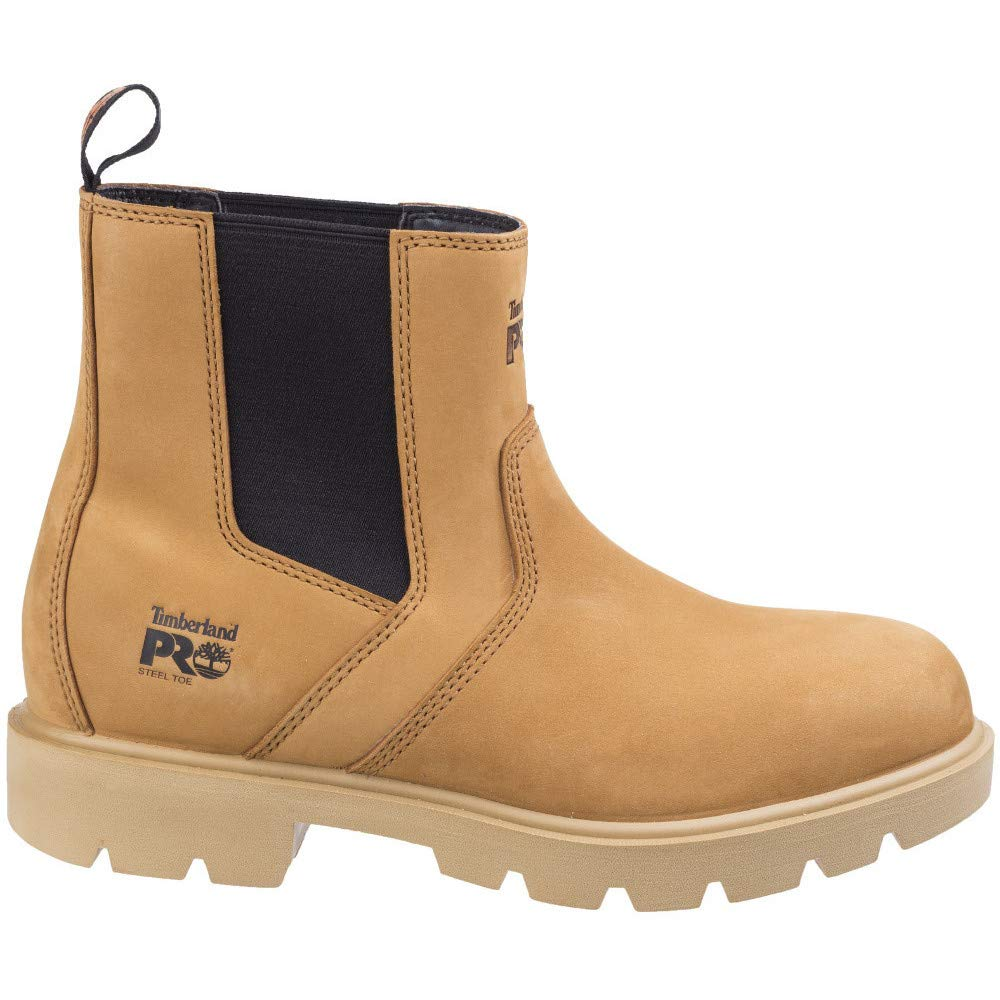 2db9e484eea5 Timberland Pro sawhorse Dealer Safety Boots Mens Water Resistant Steel Toe  Cap  Amazon.co.uk  Shoes   Bags