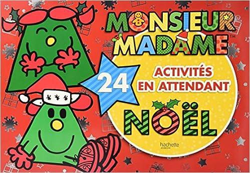 24 activités en attendant Noël pdf epub