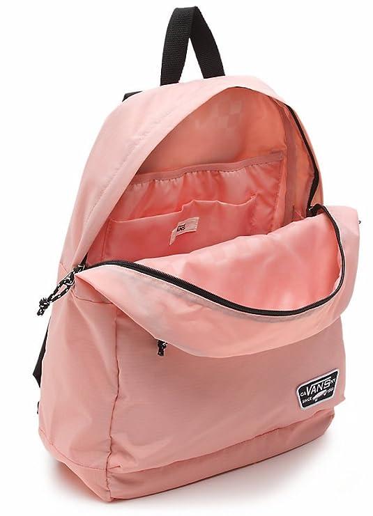 41b0eb1460a68c Vans Shoes Womens Pep Squad Backpack - Blossom  Amazon.co.uk  Clothing