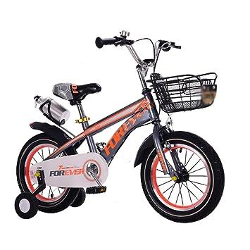 DT Bicicleta para niños 2-4-6 años Bicicleta para bebés 12/14