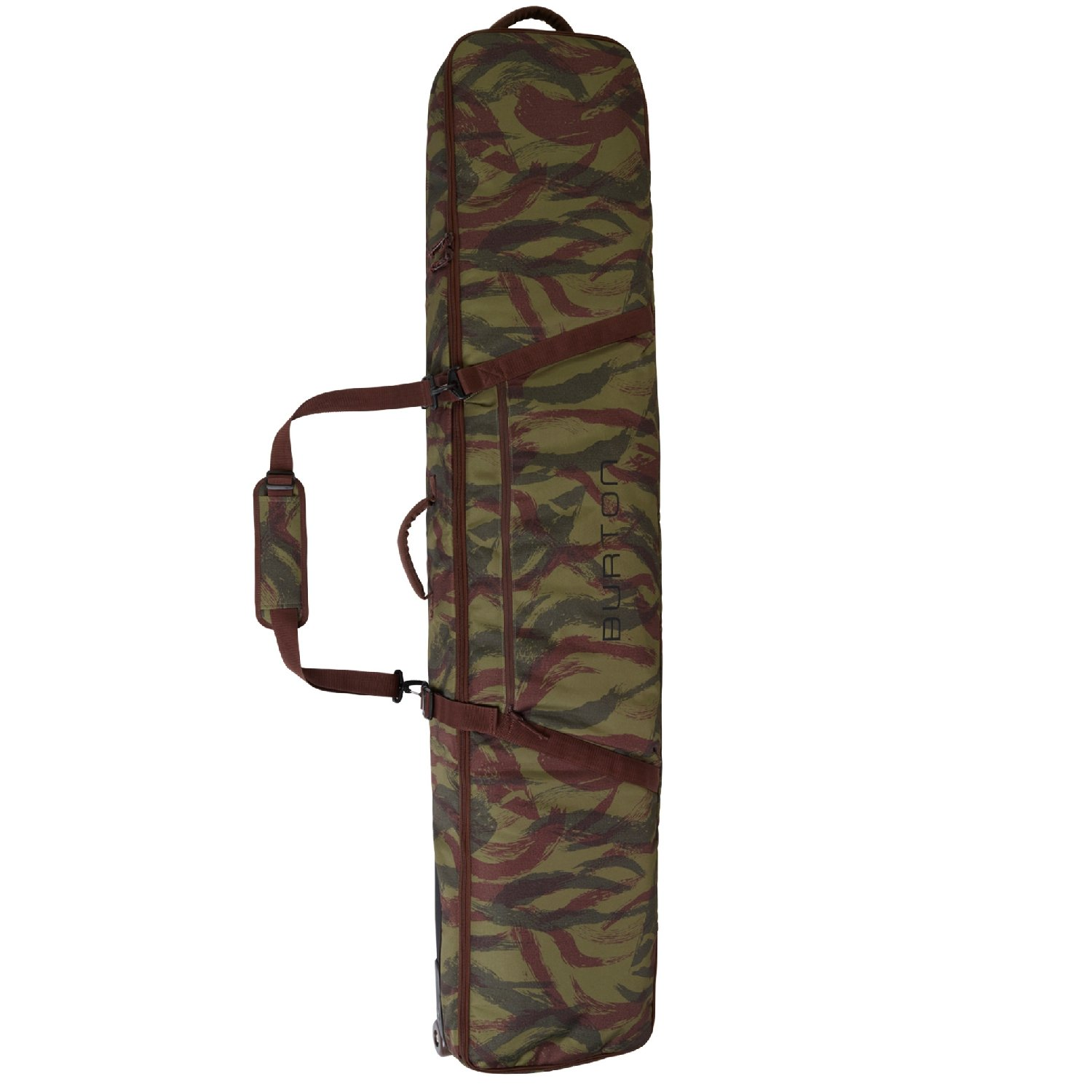 Burton Wheelie Gig Bag - Men's Brushstroke Camo 156