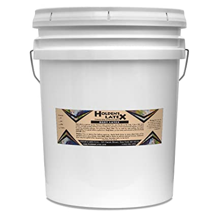 Image Unavailable. Image not available for. Color: Body Latex Liquid Rubber (5 Gallon Pail)