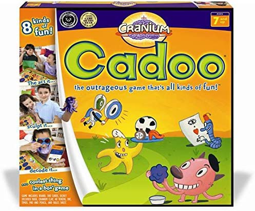 Hasbro - Cranium cadoo en español: Amazon.es: Juguetes y juegos