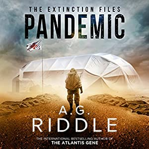 Download audiobook Pandemic: The Extinction Files, Book 1