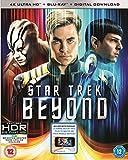 DVD : Star Trek Beyond (4K UHD Blu-ray + Blu-ray + Digital Download) [2016] [Region Free]