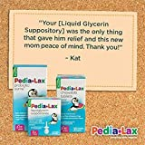 Pedia-Lax Liquid Glycerin Suppositories, 6