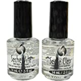 Seche Vite Dry Fast Top Coat/Seche Clear Crystal Clear Base Coat Duo [Misc.]