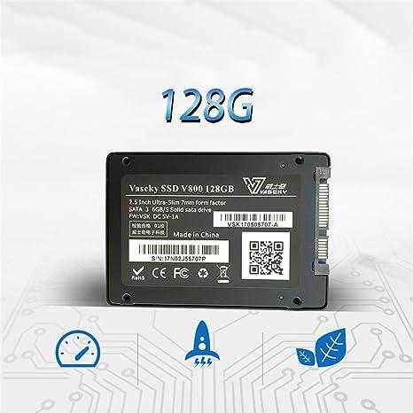 Disco duro externo sólido 2,5 pulgadas 128 G 6 GB/s SSD SATA3 ...