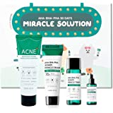 Veraly Kit 4 Pasos Elimina Acné y Mejora la Piel AHA BHA PHA 30 Days Miracle Solution Some By Mi