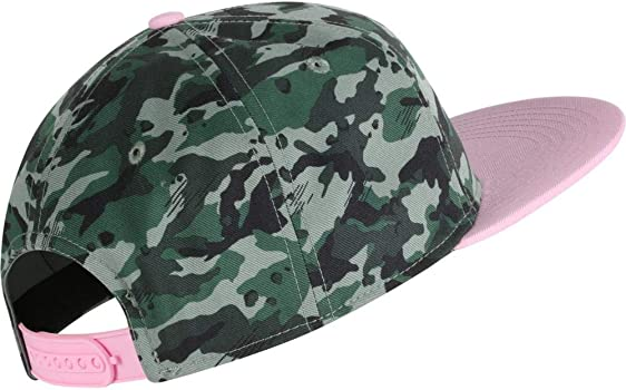 Nike AV8016 Gorra, Unisex Niños, Multicolor (Clay Green/Pink Rise ...