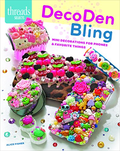 DecoDen Bling: Mini decorations for phones & favorite things (Threads Selects)