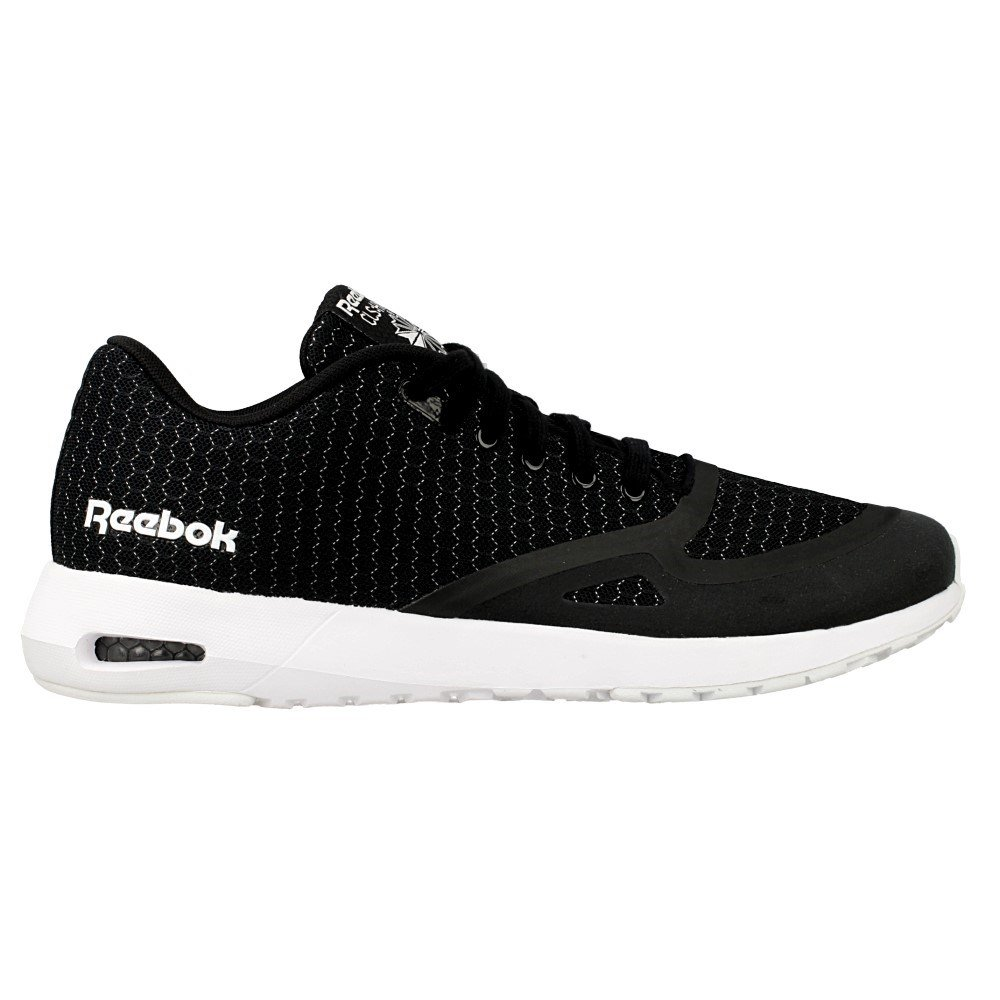 info for f96c2 66754 Amazon.com  Reebok - Clshx Runner SP - V69488 - Color  Black-White - Size   12.0  Shoes