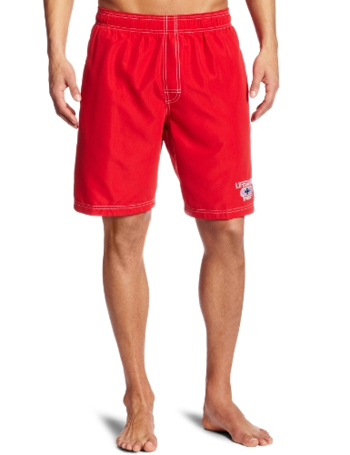 980d0a4840 Speedo Men's Lifeguard Solid Volley 20 Inch Watershorts, Red, Medium  (B000Z3G7TU) | Amazon price tracker / tracking, Amazon price history  charts, ...
