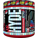 Pro Supps Mr Hyde Nitro-X Pre Workout, Blue Raspberry Popsicle Flavour - 30 Servings
