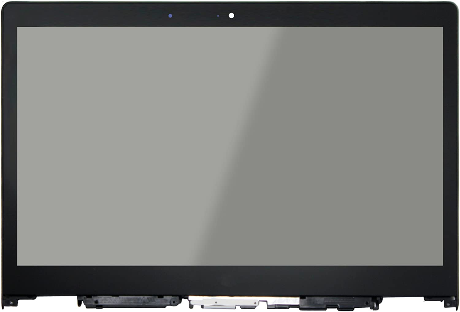 LCDOLED 14.0 inch for Lenovo Yoga 700 700-14ISK 80QD 80QD00DRUS 80QD003YUS FullHD 1080P LP140WF3-SPL2 LED LCD Display Touch Screen Digitizer Assembly + Bezel