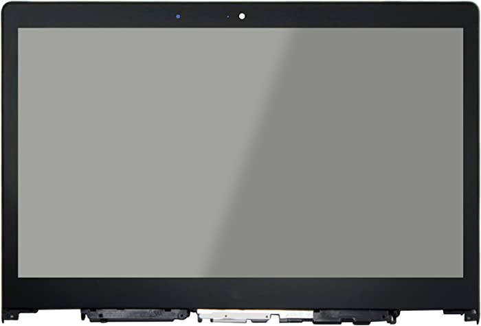 LCDOLED 14.0 inch for Lenovo Yoga 3-14 3-1470 80JH FullHD 1080P LP140WF3(SP)(L2) N140HCE-EBA LED LCD Display Touch Screen Digitizer Assembly + Bezel
