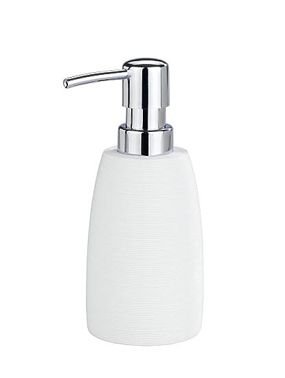 Wenko – Dispensador de jabón dispensador de jabón Goa de Capacidad 0.210 L, polirresina,