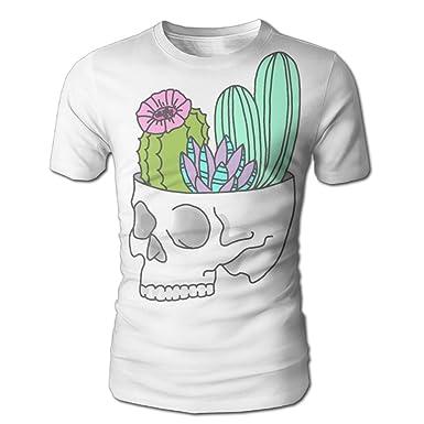 Amazon pink flower skull head mens 3d short sleeve t shirt manclothing pink flower skull head mens 3d short sleeve t shirt mightylinksfo
