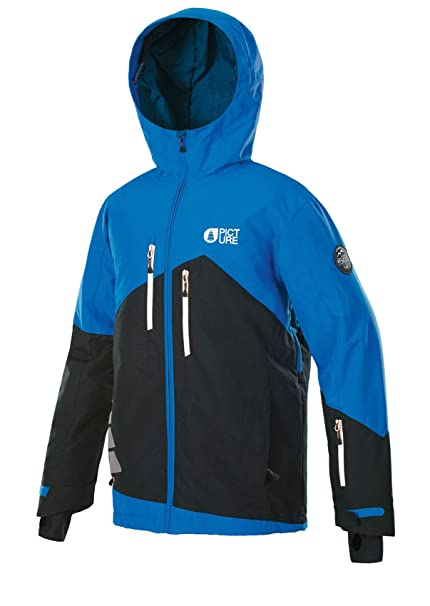 Picture Organic Veste De Ski Styler Jacket Black Blue