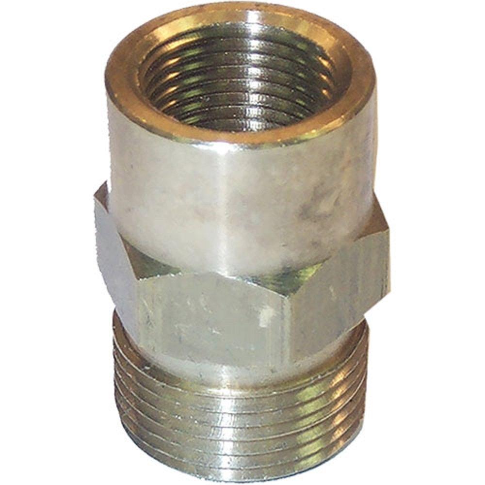 AR ANNOVI REVERBERI AL456-B-15 Pressure Washer Coupler, Brass by AR ANNOVI REVERBERI