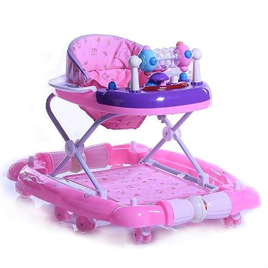 LFY Walk and Rock 2-en-1 Andador para bebés, Mecedora ...