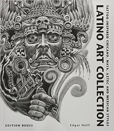 Latino Art Collection Tattoo Inspired Chicano Maya Aztec