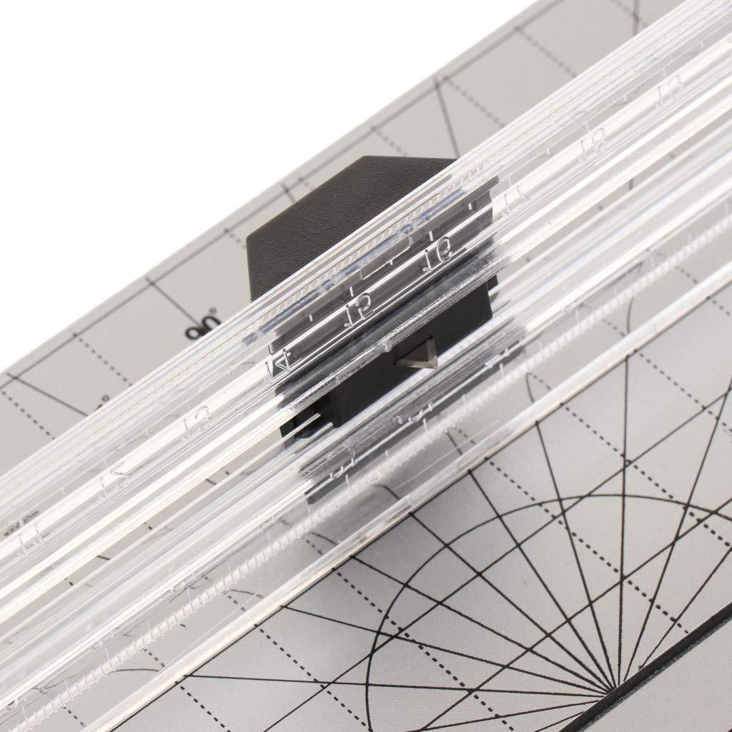 SM SunniMix A2 A3 A4 A5 Hebelschneider Papierschneider Paper Trimmer Schwarz
