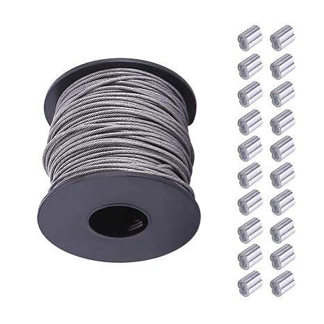 Imagen Colgante Alambre Cable Trenzado Núcleo de Alambre ...