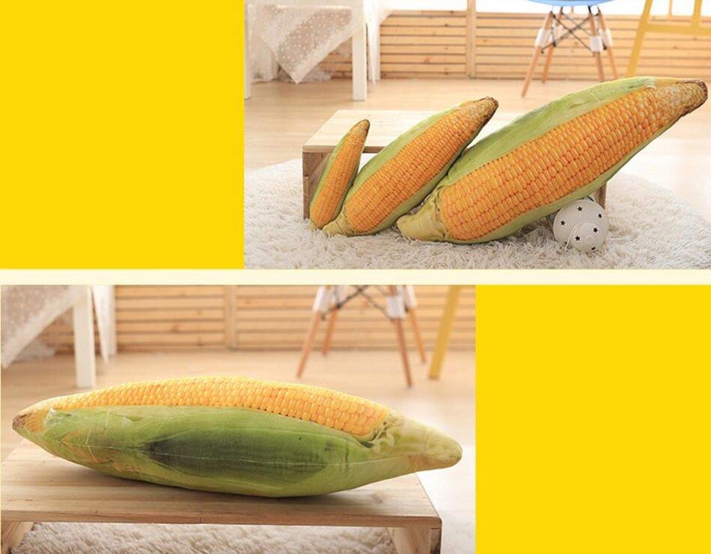 größe : 75cm z ZWL Kissen Simulation Corn kann gewaschen und gewaschen Liegen Kissen Kissen Nap Home Bedside Sofa Office Kissen Schlaf Kissen Nacken Kissen Taille Pad Fashion