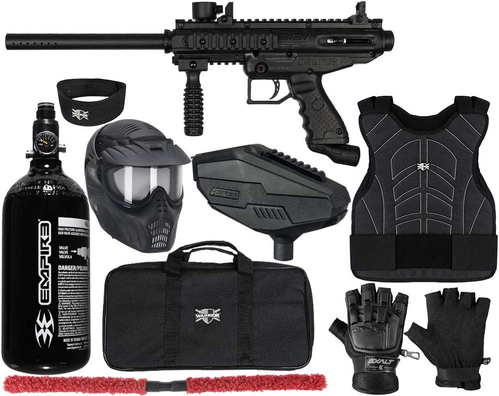 Action Village Tippmann Cronus Basic & Tippmann Cronus Tactical Paintball Gun Protector Package Kit 2