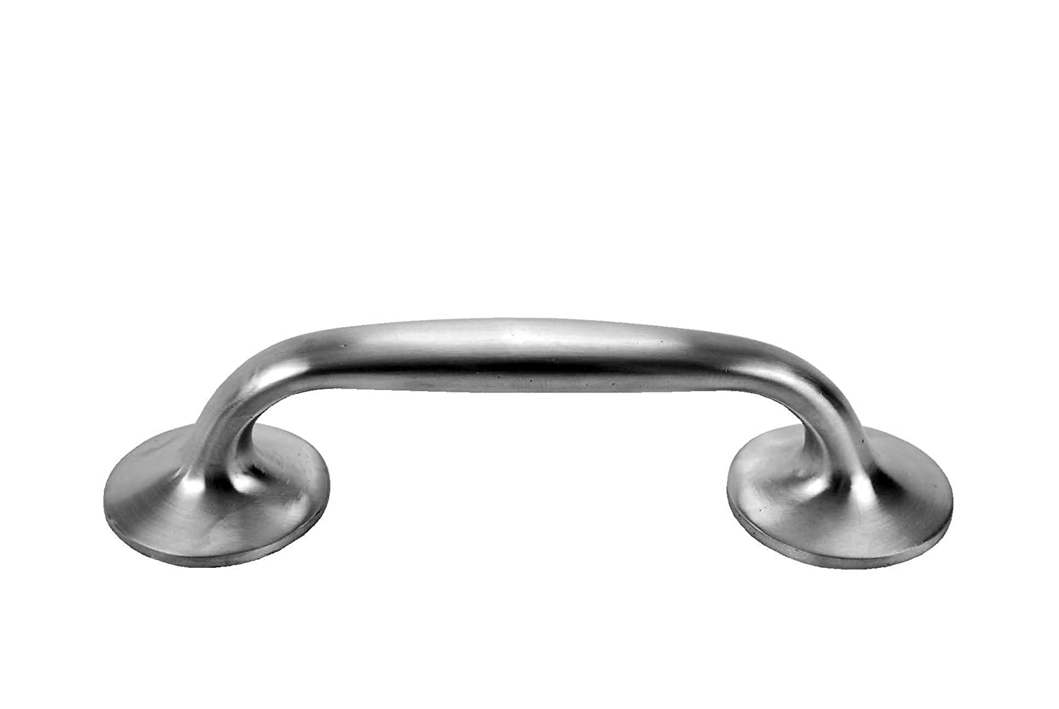 Don-Jo 36 Cast Door Pull with Weld-on 5-1//2 Center-to-Center Polished Brass Finish 1-1//2 Clearance 1-7//8 Projection