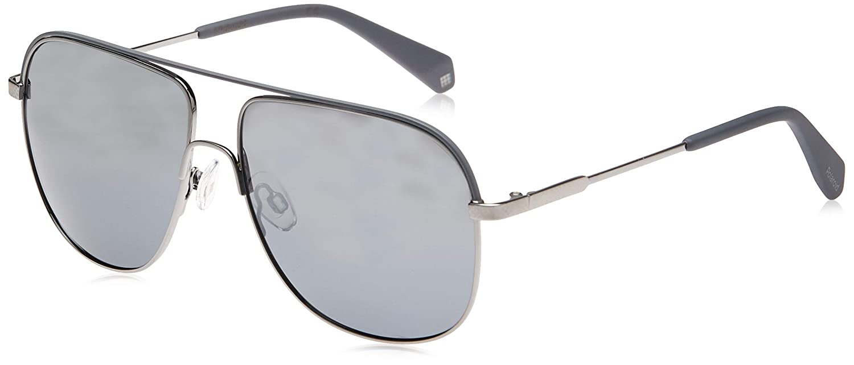RRP £59 PLD3012//S-X1Z Polaroid  Men/'s Sunglasses Grey