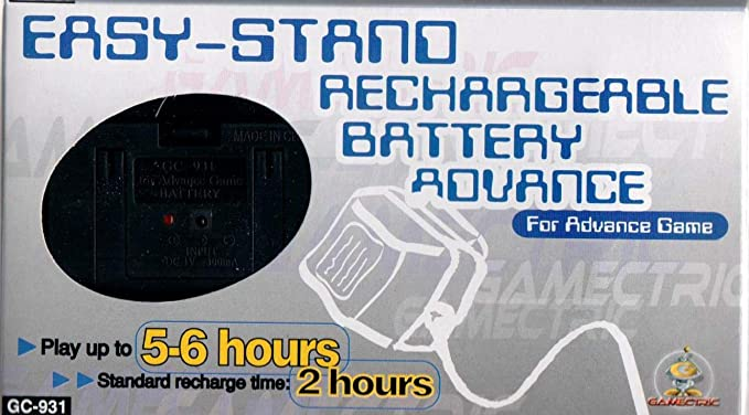 Easy-Stand Rechargeable Battery Advance (Batería + Cargador ...