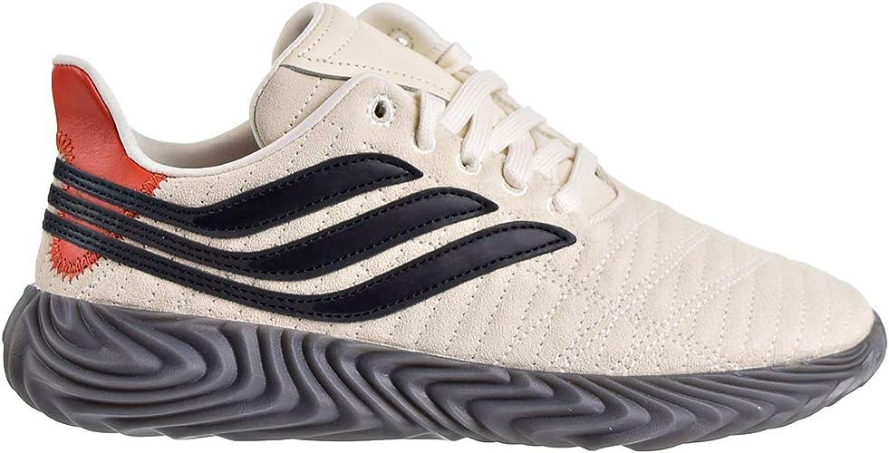 adidas Herren Sobakov in Off WhiteCore BlackRaw Amber