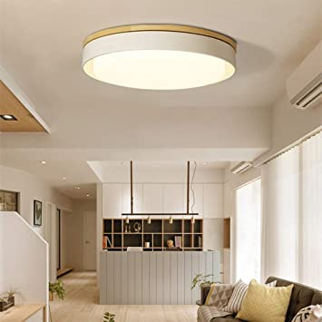 XQY Living Room Bedroom Corridor Lighting, hogar luz de Techo Montaje Empotrado Led 24W Luces