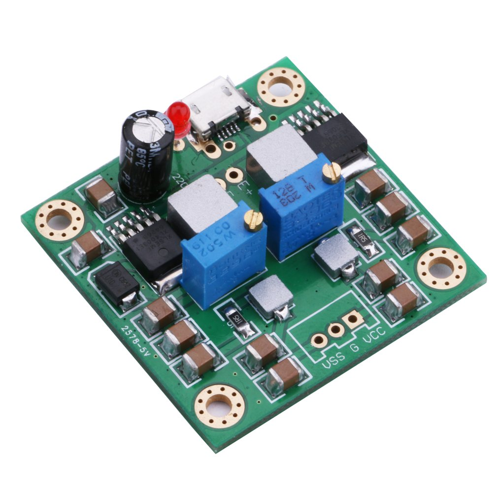 Yeeco DC Voltage Regulator Step Down Car Power Supply Module Adjustable Buck Converter Stabilizer DC 4.5-30V to 0.8-30V