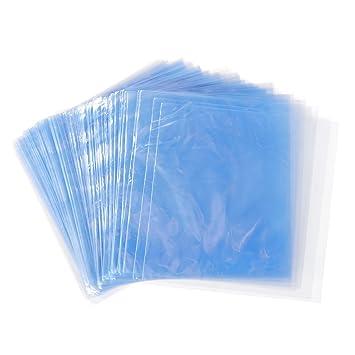 Bolsas De 200 TermorretráctilesPvc Shrink Pack Wrap WCoBrdxe