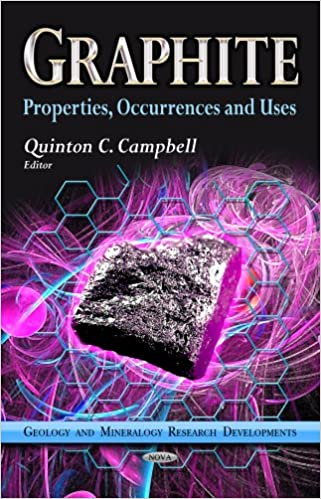 GRAPHITE PROPERTIES OCCURRENC (Geology and Mineralogy Research Developments)