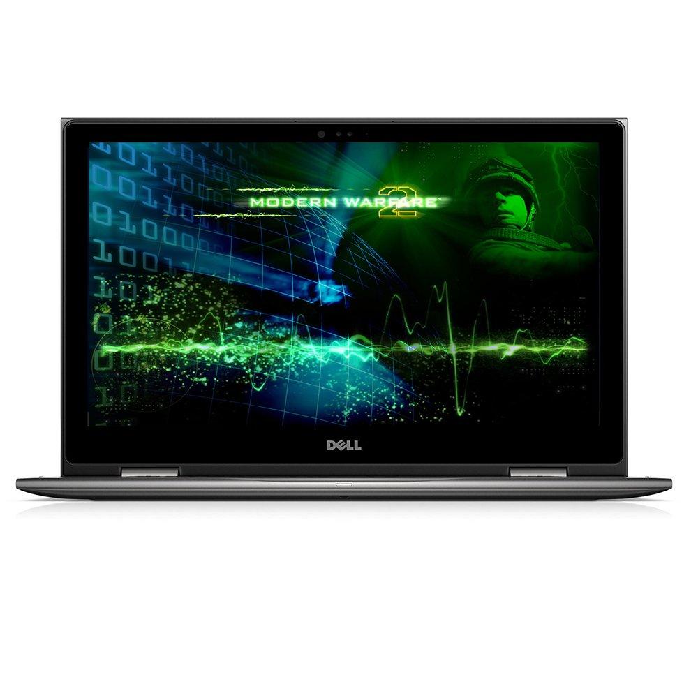 2017 Dell Business Flagship 15.6'' FHD Touchscreen Laptop PC Intel i7-7500U Processor 16GB DDR4 RAM 1TB HDD AMD Radeon R7 Graphics Backlit-Keyboard DVD-RW HDMI 802.11AC Webcam Windows 10-Gray