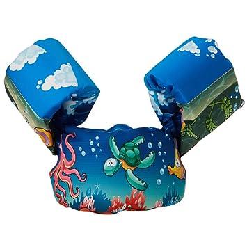 Baby Kids Floaties Swim Vest For Toddlers Swim Pool Floats Buoyancy Life Jacket